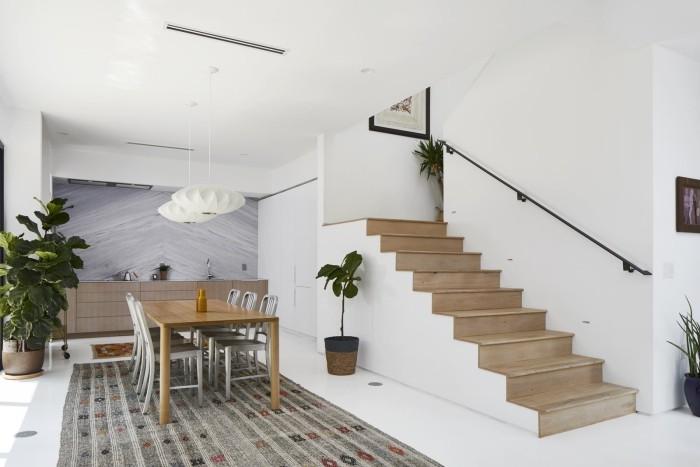 Traumhaus inneneinrichtung treppe und andere elemente