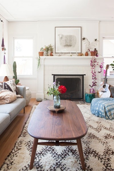 Wohnideen für klassisches gemütliches Interieur