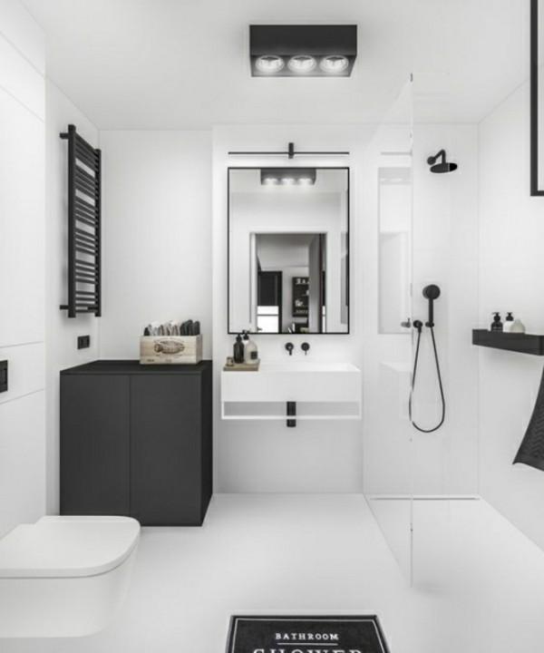 Auffällige Möbel Badezimmer Einrichtung