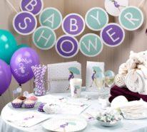 Was ist Baby Shower Party und wie bereitet man sich bestens darauf  vor?