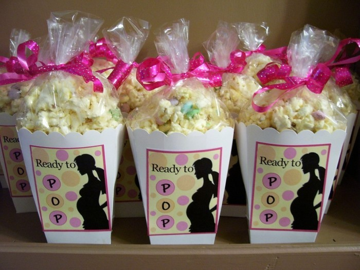 baby shower party zwillinge andenken