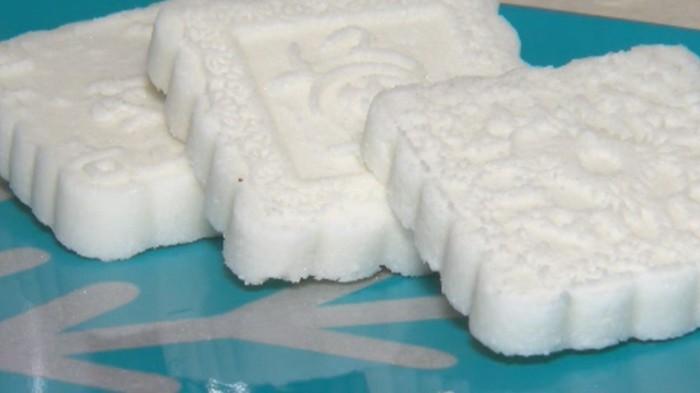 badepralinen selber machen badekugel selbermachen viereck