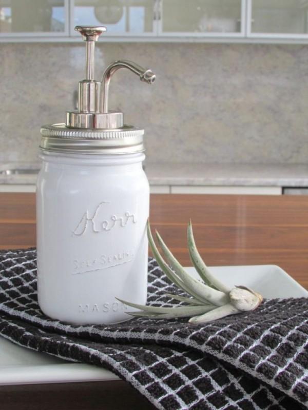badezimmer DIY Deko oder küche