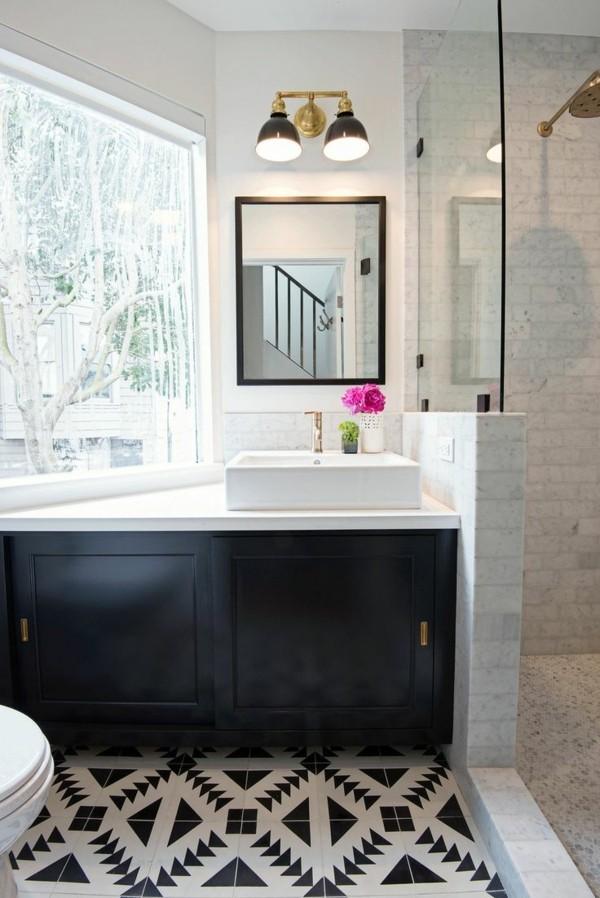 badezimmer einrichtung klassische farben