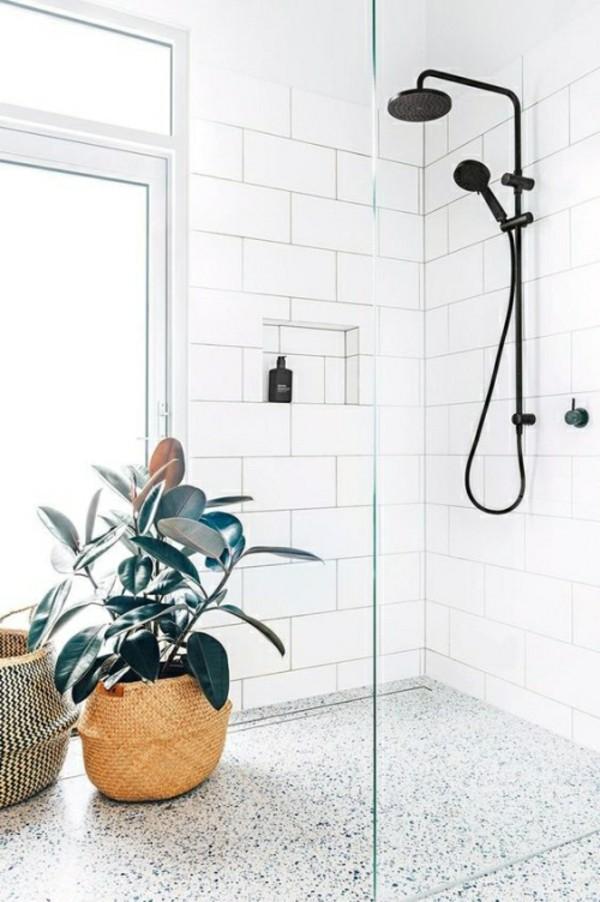 badezimmer einrichtung mit toller moderner deko