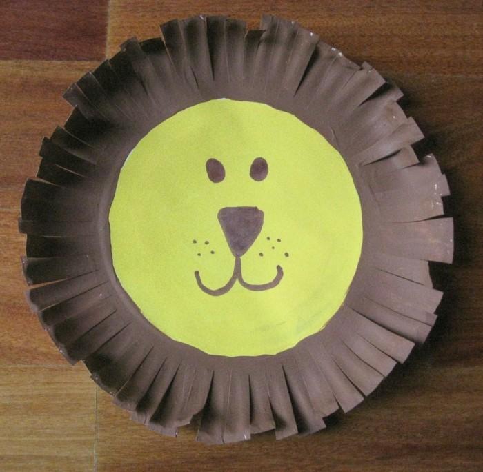 Basteln Mit Papptellern 51 Ausgefallene Bastelideen Für Kinder