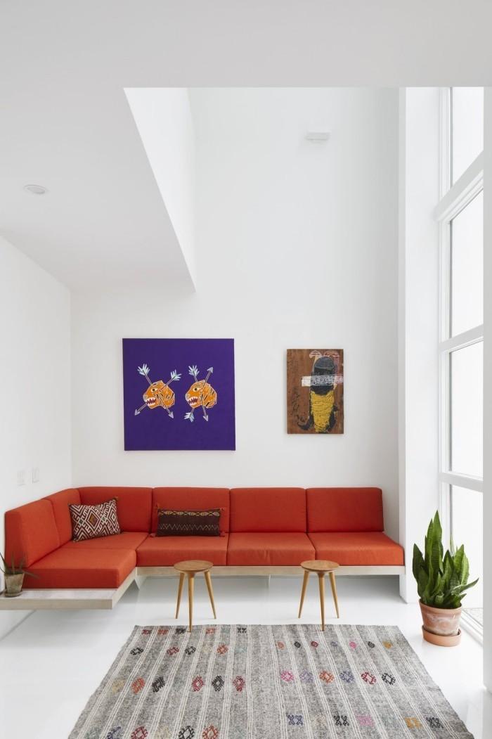 bequemer sitzbereich Traumhaus inneneinrichtung