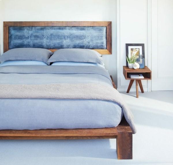 45 Schlafzimmer Ideen für Bett Kopfteil für stilvolle Innengestaltung