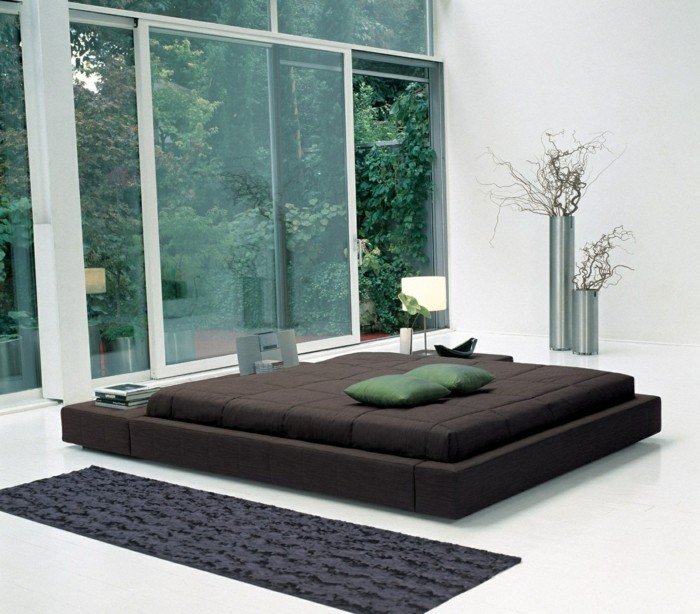Schlafzimmer Mit Vielen Pflanzen: 33 Beweise, Dass Bettkopfteile Nicht