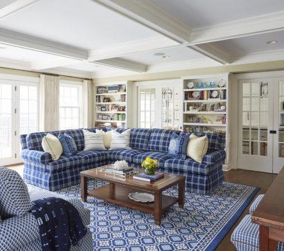 Teppich fur wohnzimmer  So wählen Sie einen passenden Teppich für Wohnzimmer aus - Fresh ...