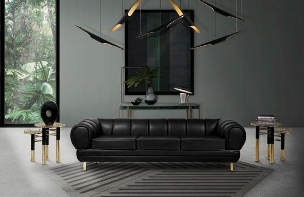 burnton teppich essential home streifen deko trends