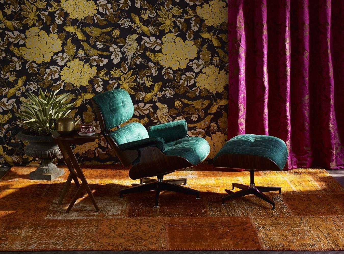 Chenille  Der Neue Samt In Mode Und Raumgestaltung