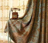 Chenille- der neue Samt in Mode und Raumgestaltung