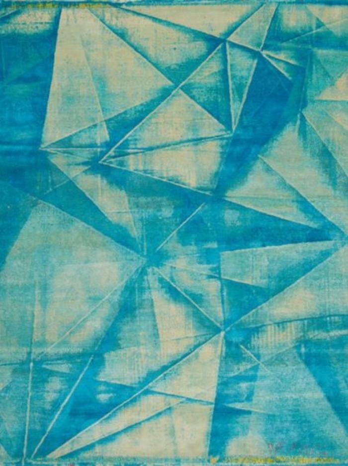 designerteppiche jan kath blau