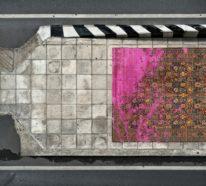 Jan Kath Designerteppiche verdrehen einem den Kopf
