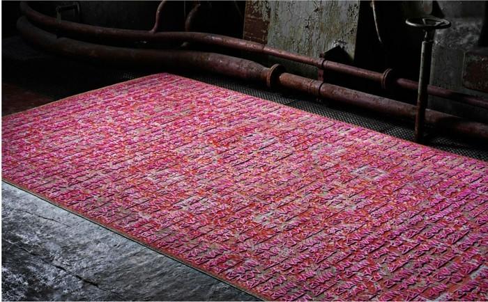 designerteppiche jan kath kontrastreich in szene