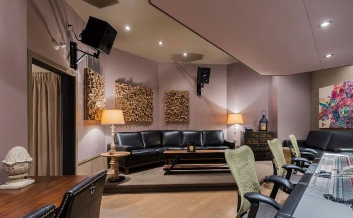 diffusier wandpaneele raumakustik verbessern musikstudio