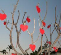 Den romantischen DIY Valentinstag vorbereiten