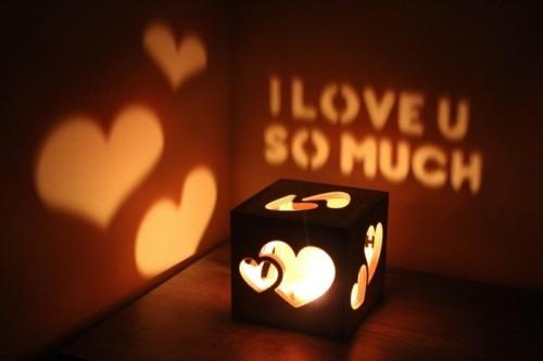 diy valentinsgeschenk diy valentinstag windlichter basteln herz