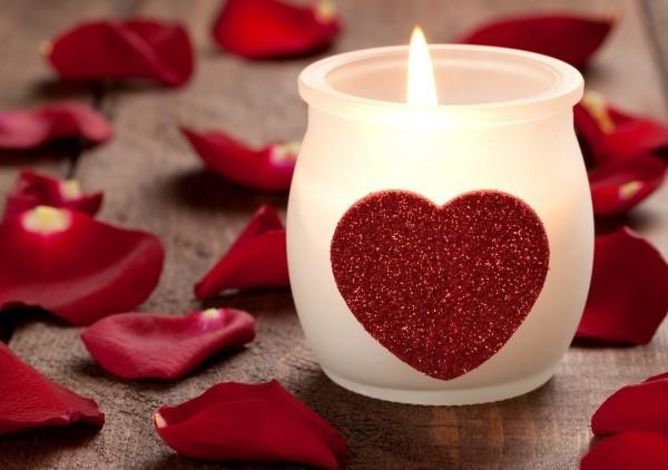 diy valentinstag ideen schlafzimmer dekorieren