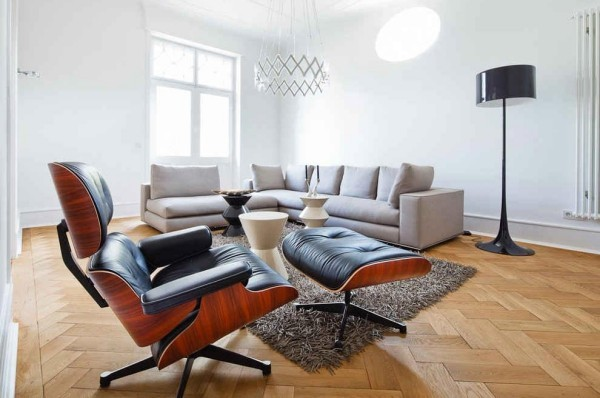 eames lounge chair hochflorteppich deko trends 2018