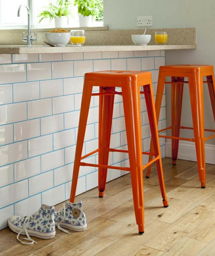 Tangerine- Der Favorisierte Trend In Der Farbgestaltung 2018