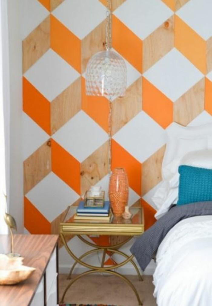farbgestaltung tangerine trandfarbe orange