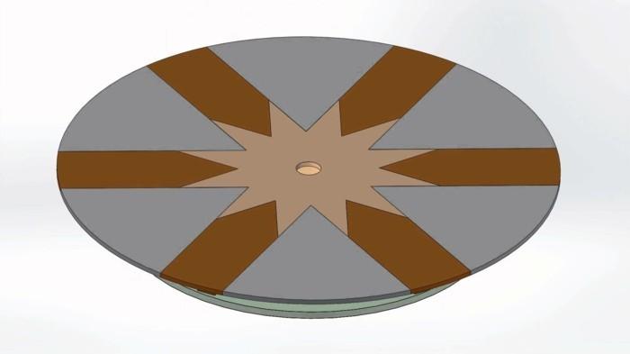 fletcher capstan tisch esstisch rund ausziehbar animation