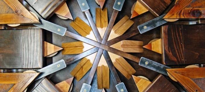 fletcher capstan tisch esstisch rund ausziehbar insmiration