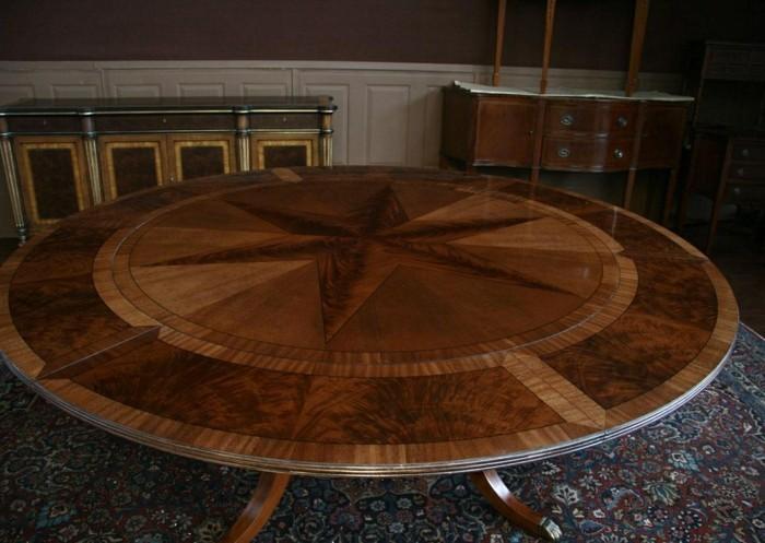 fletcher capstan tisch esstisch rund ausziehbar schema parlament