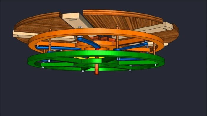 fletcher capstan tisch esstisch rund ausziehbar schema