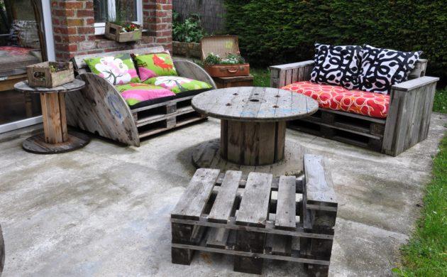 1000 ideen f r europaletten und gebrauchte holzpaletten. Black Bedroom Furniture Sets. Home Design Ideas