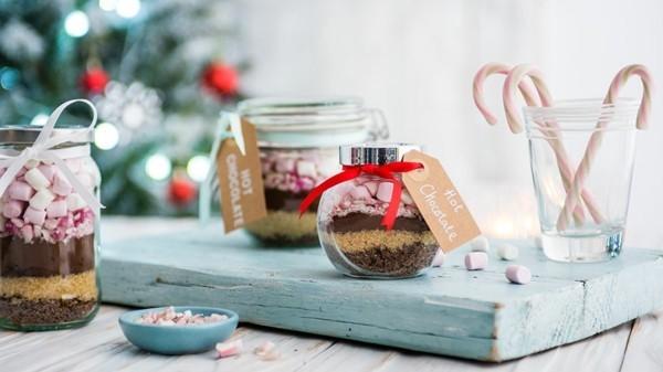geschenke aus der küche im glas zuckerstangen