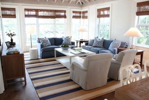 so w hlen sie einen passenden teppich f r wohnzimmer aus. Black Bedroom Furniture Sets. Home Design Ideas