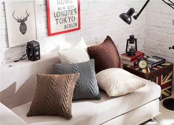 40 dekokissen ideen mit wichtigen tipps und tricks. Black Bedroom Furniture Sets. Home Design Ideas