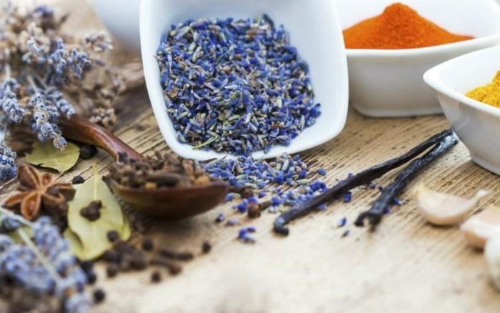 getrocknete lavendelblüten lavendlöl selber machen