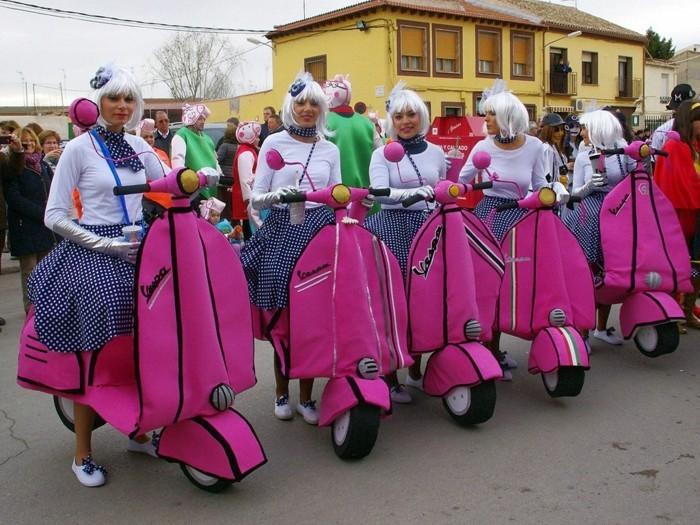 Gruppenkostume Fur Fasching Karnevalskostume Fur Klein Und Gross