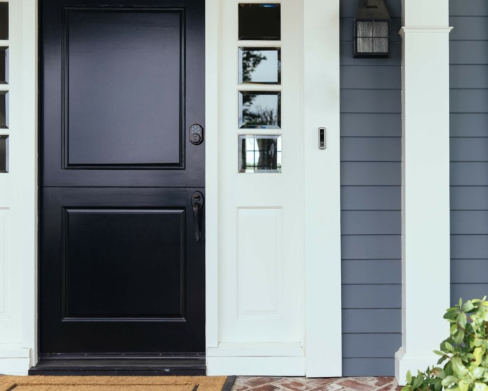 haussicherheitstechnik so machen sie ihre immobilie in 2018 einbruchsicher. Black Bedroom Furniture Sets. Home Design Ideas