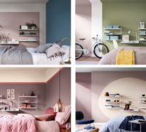 schlafzimmer farben welche sind die neusten trends f r. Black Bedroom Furniture Sets. Home Design Ideas