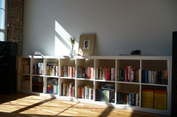ikea regale kallax flexible vielseitigkeit zum g nstigen preis. Black Bedroom Furniture Sets. Home Design Ideas
