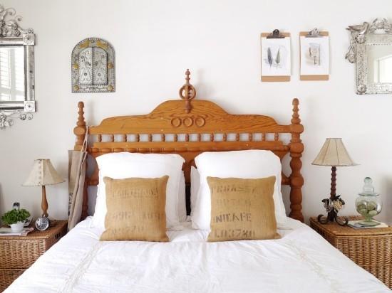 klemmbrett schlafzimmer wanddeko