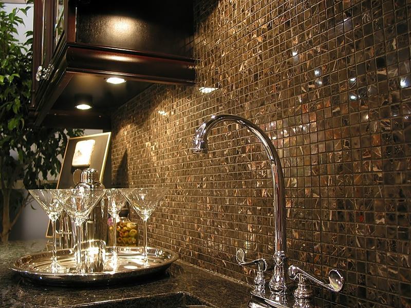 kreativen Küchenrückwand design ideen