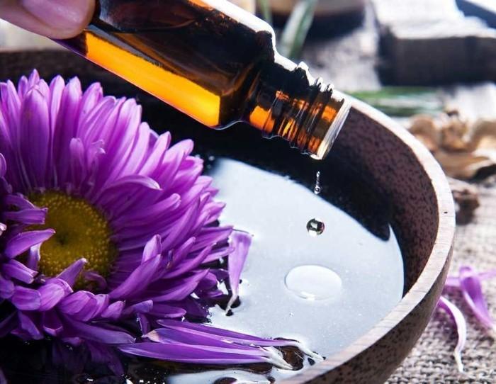 lavendelöl selber machen ins wasser geben