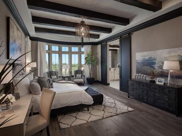 marokkanische Teppich schlafzimmer ideen