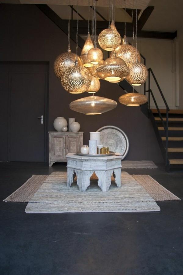 marokkanische lampe hängelampen helle möbel