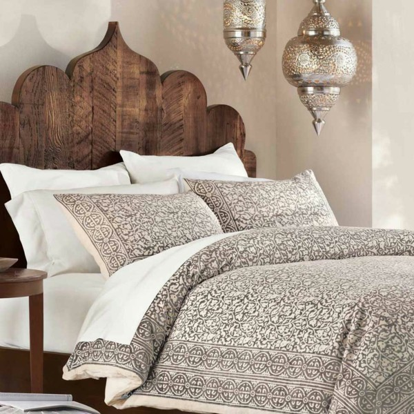 marokanische lampe bringt einen orientalischen hauch in. Black Bedroom Furniture Sets. Home Design Ideas