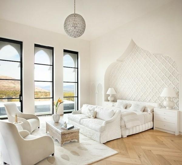 marokkanische lampe schlafzimmer marokkanisch einrichten