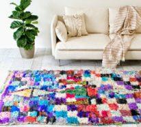 Durch marokkanische Teppiche schaffen Sie ein unikales Raumgefühl