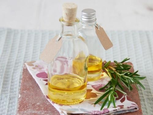 massageöl selber machen grüne zweige