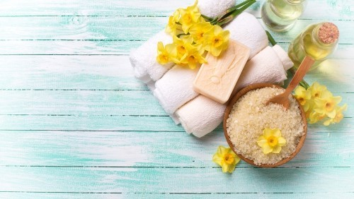 massageöl selber machen verschiedene aromas